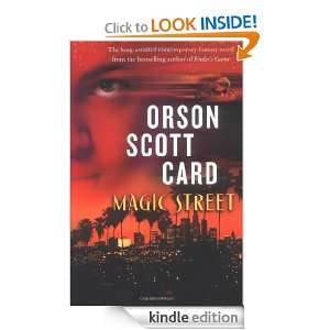 Magic Street: Orson Scott Card:  Kindle Store
