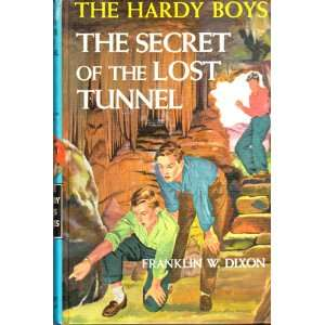 The Secret of the Lost Tunnel, Hardy Boys Mystery Stories