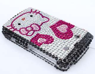 Hello Kitty Heart Diamond Case for Blackberry Bold 9780