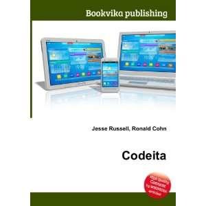 Codeita Ronald Cohn Jesse Russell Books