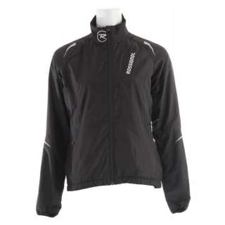 Rossignol Escape Cross Country Ski Jacket Black Womens