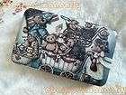Cute Teddy Bear Girl Lady Women Purse Wallet Card Bag b
