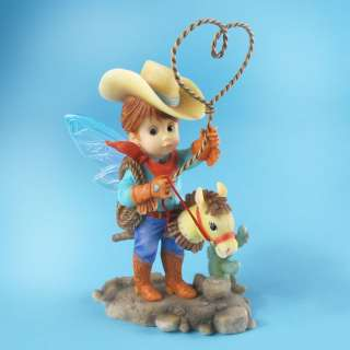 ... Enesco My Little Kitchen Fairies Cowboy Fairy ...