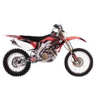 ONE INDUSTRIES GRAPHICS KIT   CAMOOTH   Honda CRF 450 2005