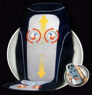 Shiatsu Super Motion Back Massage Cushion Chair Lounger Kneading