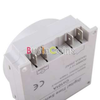 Digital Power Programmable Timer AC 12V 16A Time Relay Switch