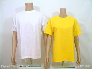 New mens blank AAA T shirt ALSTYLE APPAREL any plain color BIG size
