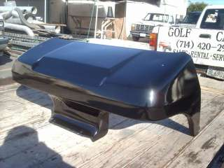 CAR DS GOLF CART CUSTOM ANY COLOR PAINT FRONT + REAR BODY COWL