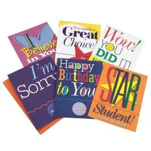 Special Occasion Cards from Happy Birthday to Star Student