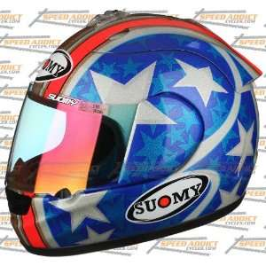 Suomy Excel Spec 1R Extreme Hodgson Full Face Helmet X Small