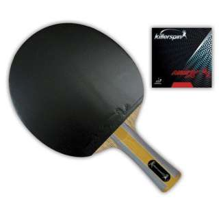 RTG Diamond CQ Premium Flared Table Tennis Paddle Game Room
