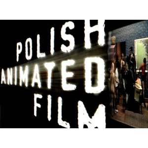 Polish Animated Film Marcin Gizycki Books