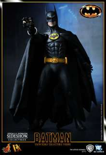 HOT TOYS BATMAN 1989 MICHAEL KEATON DX DC COMICS