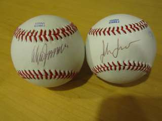 DON ZIMMER SIGNED OFFICIAL BASEBALL TAMPA BAY RAYS w/COA