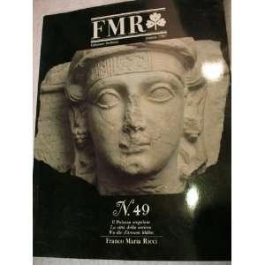 FMR No. 25, March/April 1987 Unknown Books