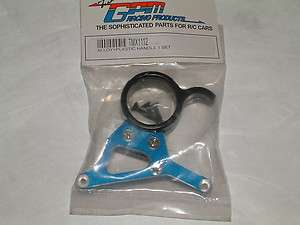 TRAXXAS T MAXX 2.5 .15 HANDLE BLUE ALUMINUM GPM NEW