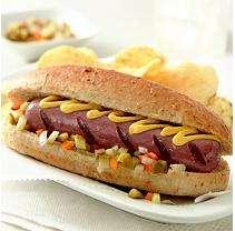 Organic Prairie Chicken Hot Dogs   42 ct.   1.5 oz.   Sams Club