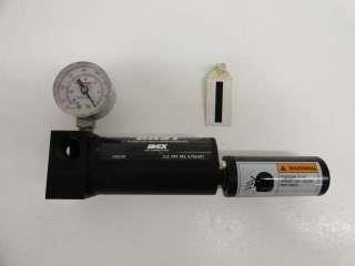 Gast Venturi Vacuum Generator/Pump Part# VG 130 00 00 0101