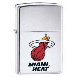 NBA Miami Heat Logo Zippo Lighter