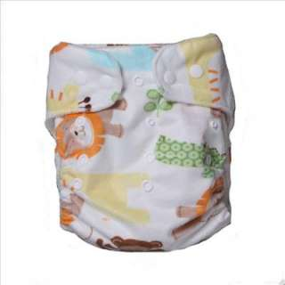 BABY Re Usable CLOTH DIAPER NAPPY + 1 INSERT F530