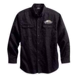 HARLEY DAVIDSON® MENS LONG SLEEVE SCREAMIN EAGLE SHIRT