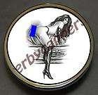 Casket Girl Harley Davidson Custom Gas Cap Cover
