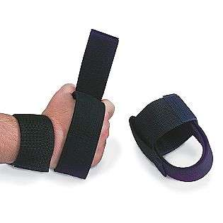 NB52 Nylon Power Lifting Straps   Pair  Body Solid Fitness & Sports