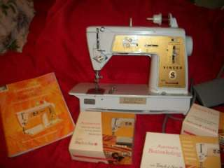 Singer Golden Touch & Sew Deluxe Zig Zag Model 620 Sewing machine
