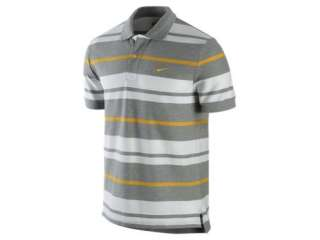 Nike Classic Pique Striped Mens Polo
