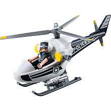 Playmobil Police Copter   Playmobil   Toys R Us