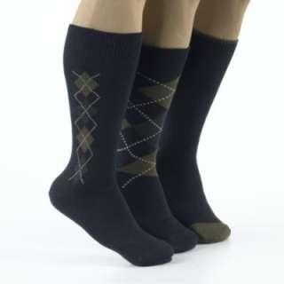 Men's Argyle Scarf & Socks Knitting Pattern – Knitting Pattern