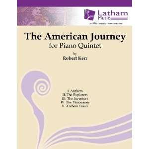 Quintet (String Ensembles, String Quartet, Piano) Robert Kerr Books