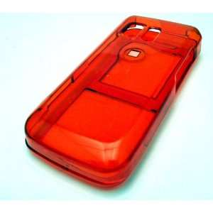 Samsung R451c Red Clear Design Skin Cover Case Protector