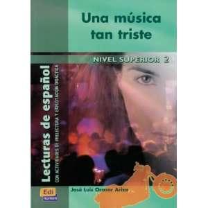 Una musica tan triste (9783190041718): Jose Luis Ocasar