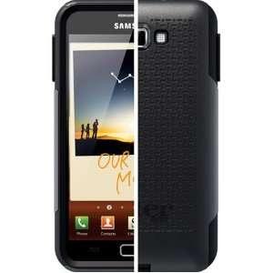 Samsung Galaxy Note Commuter Case   Black Samsung Galaxy Note (AT&T