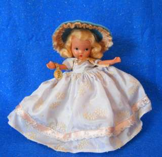 163 LITTLE MISS DONNET NancyAnn Storybook Doll JT/SLIM