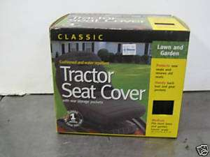 Riding Lawn mower Seat Cover New medium