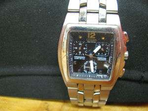 Citizen Mens Eco Drive Perpetual Calendar Chronograph Watch