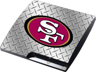 PLAYSTATION 3 PS3 SAN FRANCISCO 49ers Art Decal Sticker Skins