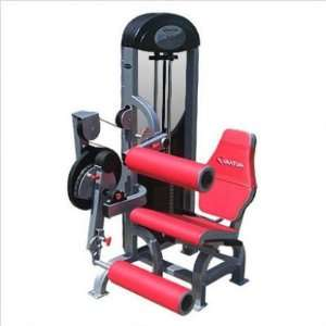 Commercial Seated Leg Curl/Leg Extension with Optional RL QPS 655X