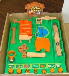 Run Yourself Ragged Game Tomy Board Game
