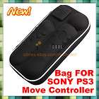 Airform Hard Carry Pouch Case Bag for Sony PS3 PS Move Controller