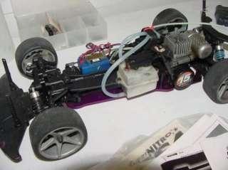 HPI Racing Viper GTSR 4WD RC Radio Control Car + Many Extras