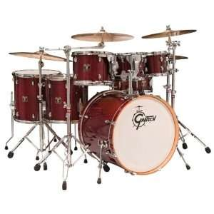 Gretsch Drums Catalina Maple CMT E826P CG 6 Piece Drum Set