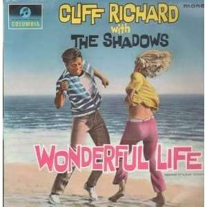 WONDERFUL LIFE LP (VINYL) UK COLUMBIA 1964 CLIFF RICHARD