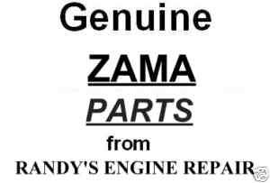 REBUILD repair kit CARBURETOR carb zama rb 89 rb89 C1Q