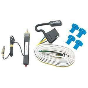 Tow Ready 20252 4 Flat Wiring Kit; Incl. 72 in. 16 ga. Car