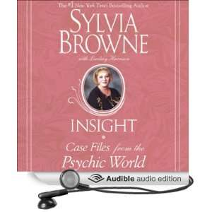 Insight Case Files from the Psychic World (Audible Audio