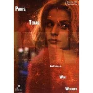 Paris, Texas: Harry Dean Stanton, Nastassja Kinski, Dean