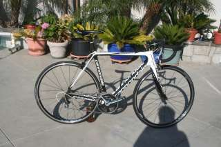 2012 CANNONDALE SUPERSIX 5 54cm ROAD BIKE CARBON BICYCLE